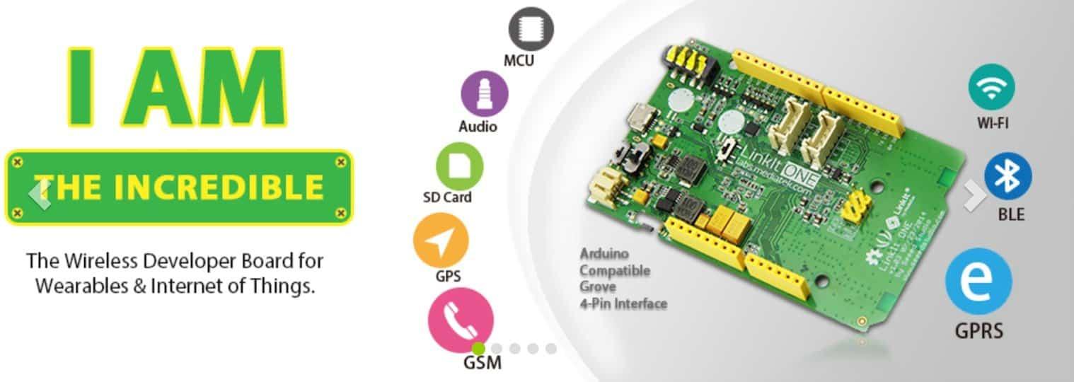 [视频]联发科MTK面向物联网及可穿戴应用发布MT2502 Aster SoC及Linkit开发平台