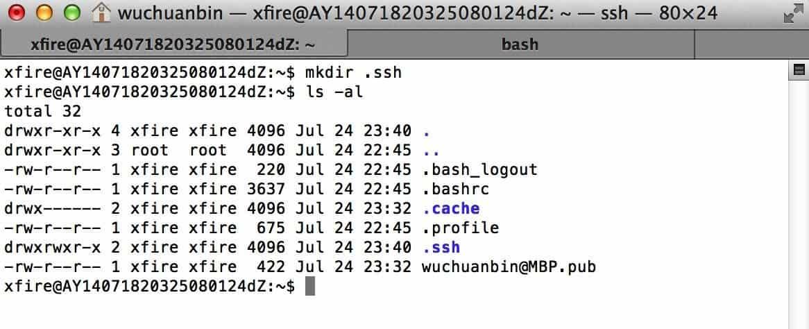阿里云服务器-ECS-Ubuntu系统安装配置-19