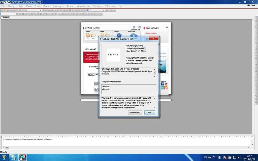 Cadence OrCad Allegro SPB 16.6 下载及安装破解指南-26