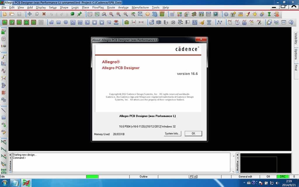 Cadence OrCad Allegro SPB 16.6 下载及安装破解指南-27