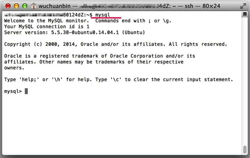 Ubuntu下MySQL忘记root密码重置-3