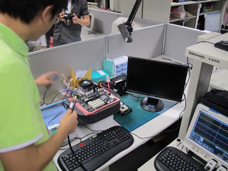 [视频]台湾ECS(精英)总部参观视频