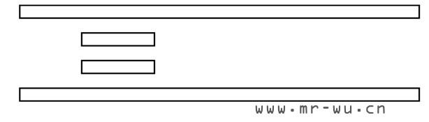 宽边耦合的带状线方式 (又叫双带状线)