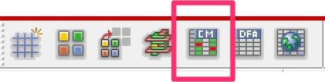 Allegro规则管理器快捷按钮