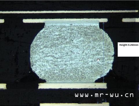 [转]BGA切片後如何判斷焊接品質 - 第4张  | 吴川斌的博客