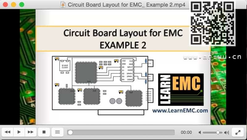 [视频]像这么吊的 EMC Layout 讲解视频这辈子都没见过-Circuit Board Layout for EMC: Example 2
