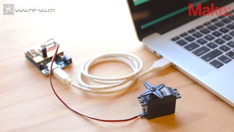 [视频]智能家居DIY智能百叶窗帘控制器–来至Make上的项目分享