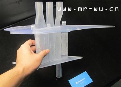 SLA树脂固化成型-3