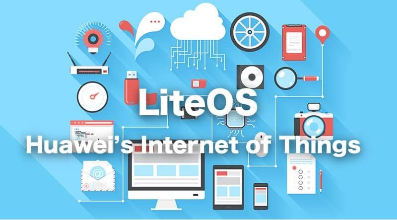 [视频]LiteOS–来至华为的物联网操作系统–IOT越来越热闹了