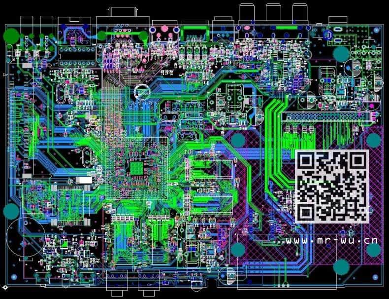 PCB高级设计讲义 手机板射频与数模混合类高速PCB设计