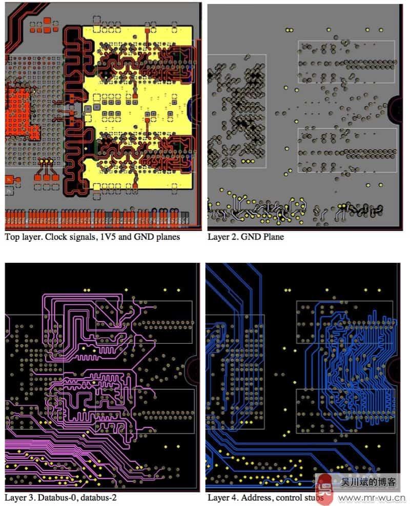 基于Hyperlynx的DDR3仿真分析过程报告