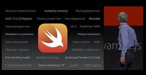 Swift 2.0 发布