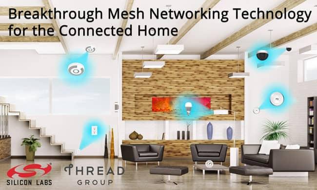 Silicon Labs  芯科实验室的物联网协议栈Thread终于达到了可用状态