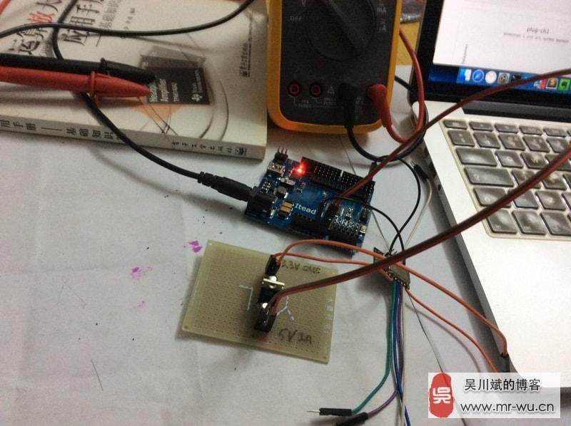电容的作用,调试Arduino及ESP8266