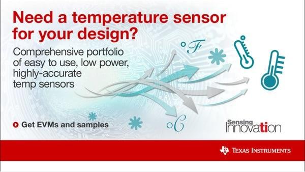 [转]RTD、热电偶、热敏电阻器、IC传感器这四种温度传感器类型的优缺点比较