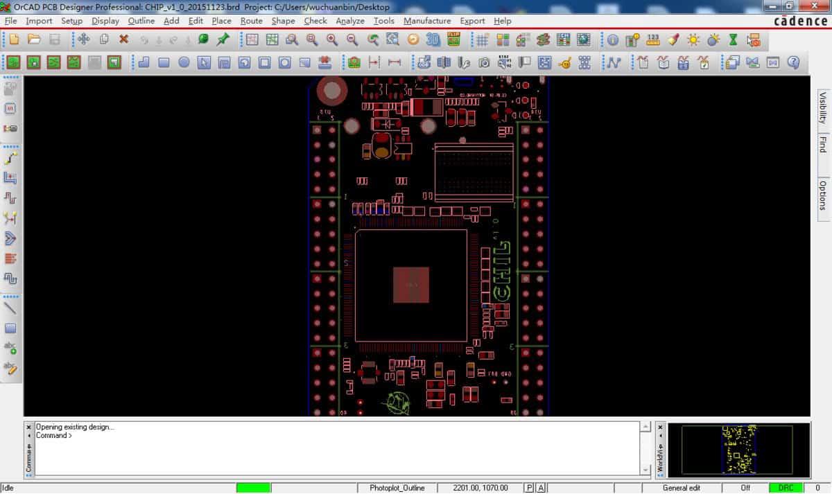 全志R8-PCB图