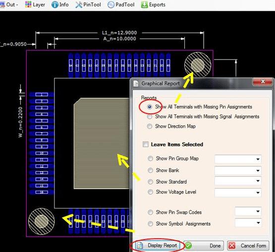 智能化数据输入,支持IPC7351规范