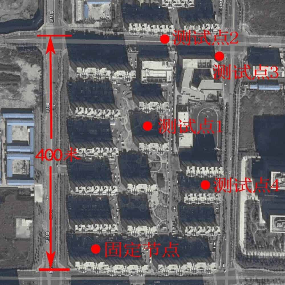 鲁疃嘉园南区卫星地图