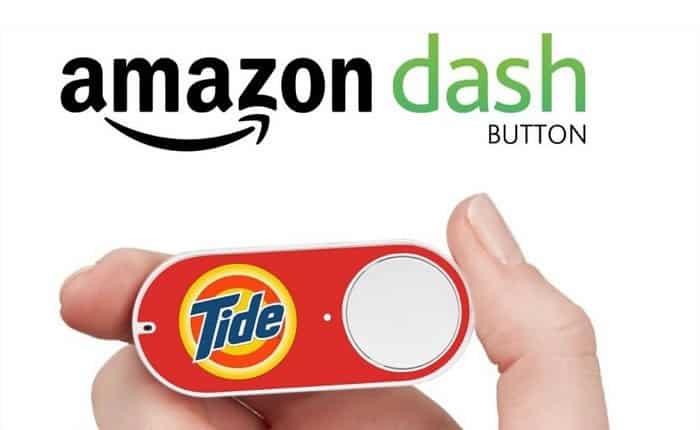 [视频]亚马逊Amazon Dash拆解