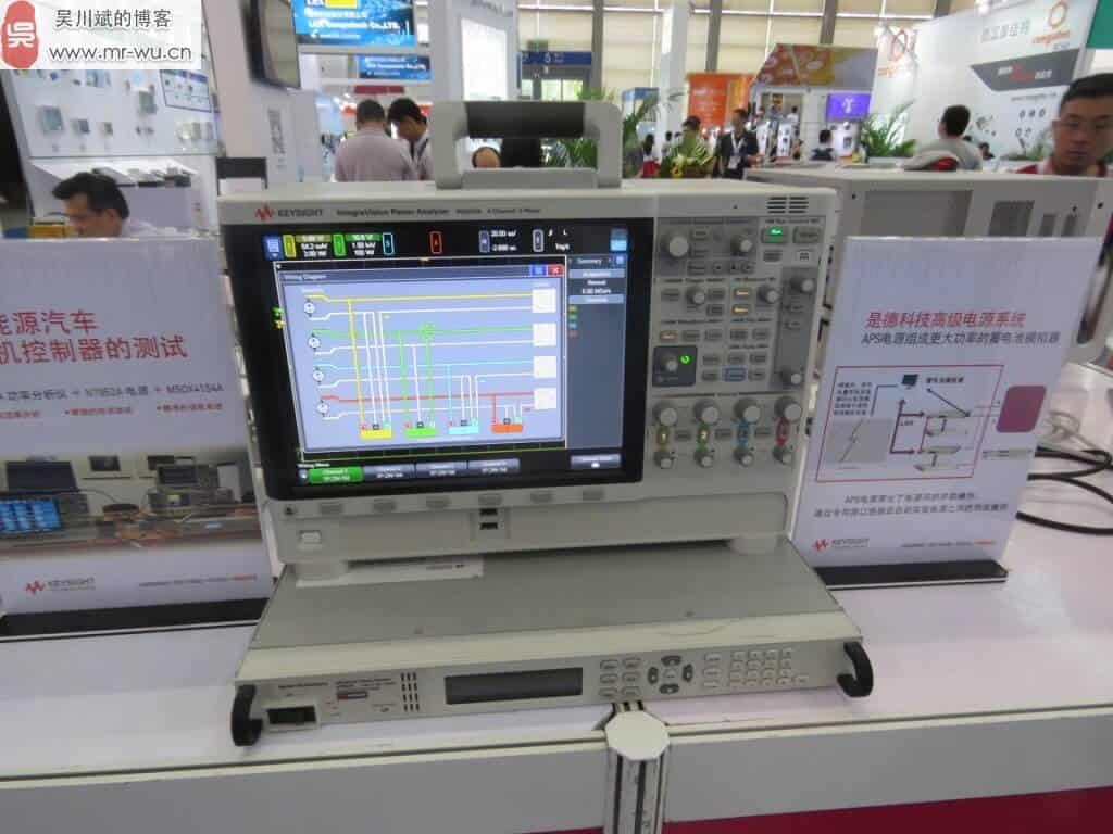 老wu参观2016深圳国际电子展-15