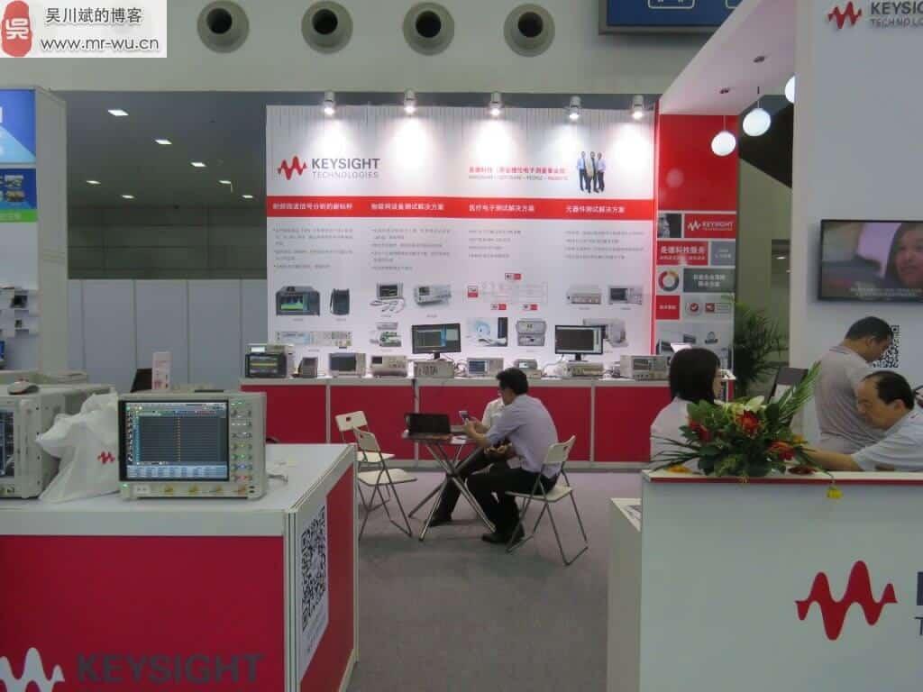 老wu参观2016深圳国际电子展-17