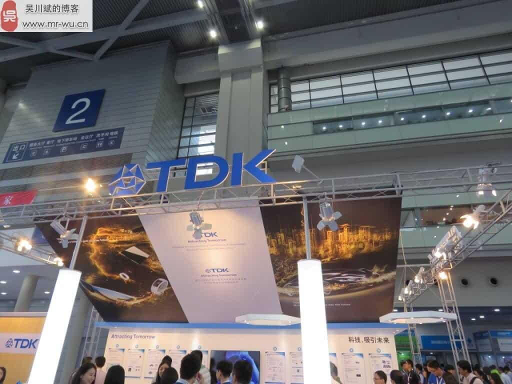 老wu参观2016深圳国际电子展-26