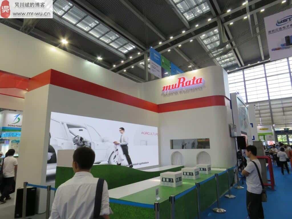 老wu参观2016深圳国际电子展-27