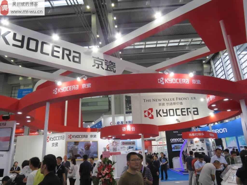 老wu参观2016深圳国际电子展-33