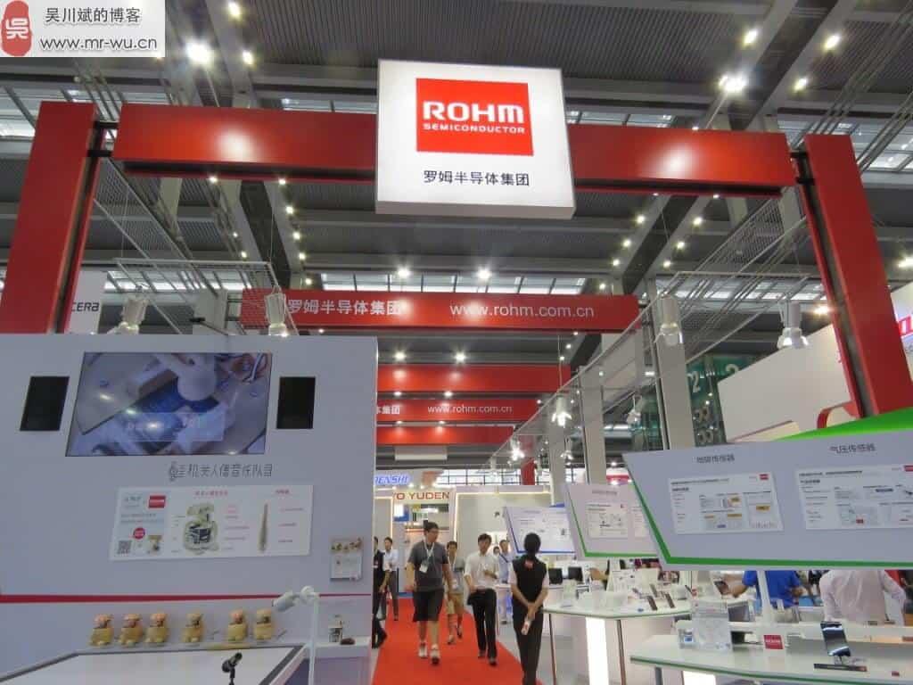 老wu参观2016深圳国际电子展-46