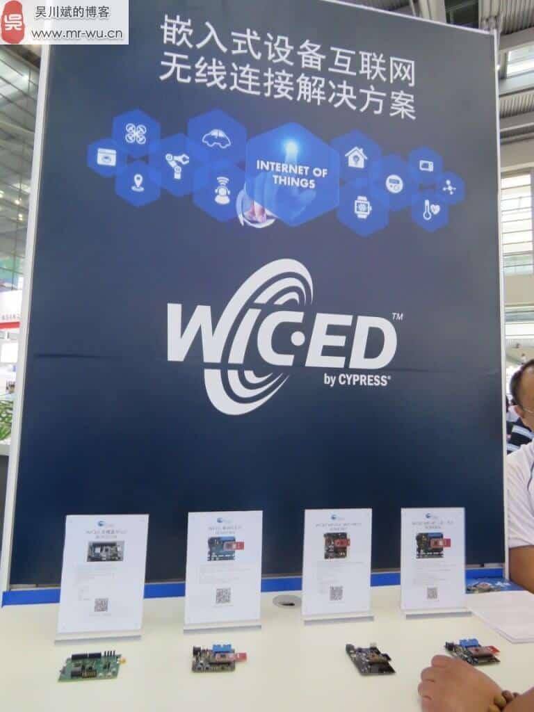 老wu参观2016深圳国际电子展-6