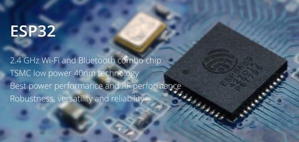 物联网WIFI芯片乐鑫ESP32结合阿里云物联网系统YoC