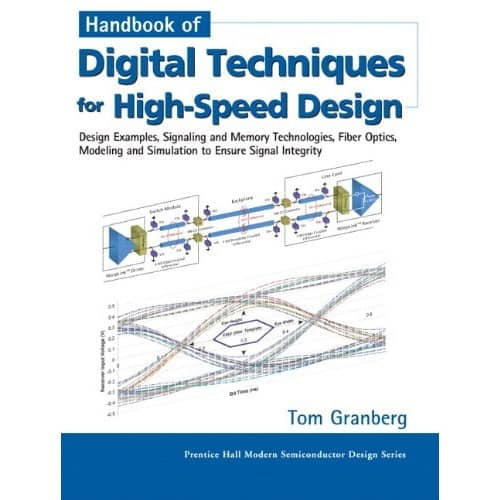 Handbook of Digital Techniques for High-Speed Design 英文原版 高清PDF电子书