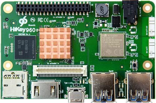 华为麒麟960开发板 HiKey 960 开发资料