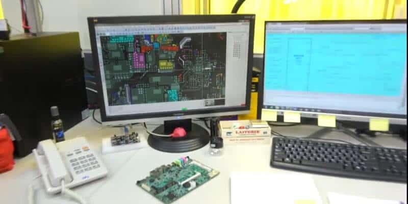 [视频]台湾TechNexion科技研发及产线参观视频