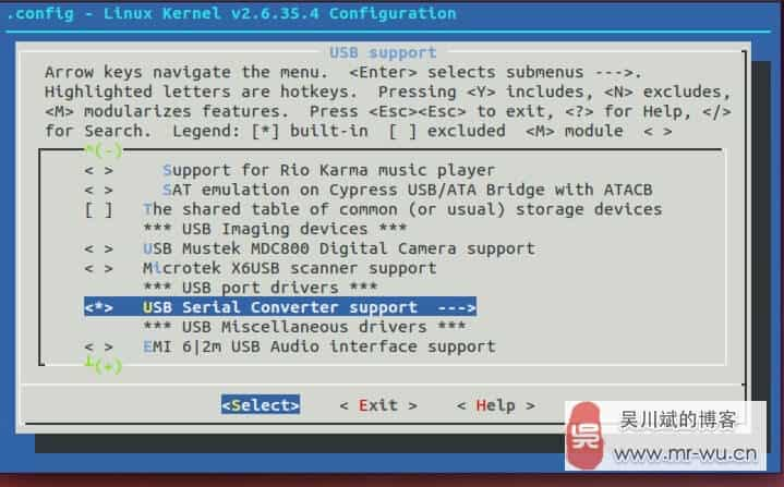Linux 2 6 35 自带的USB转UART芯片CH341T的驱动有问题| 吴川斌的博客