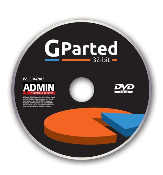 Ubuntu磁盘管理就用-GParted 图形化分区工具