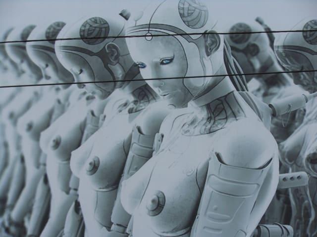 性爱机器人,老wu觉得逼真才是痛点 O(∩_∩)O~