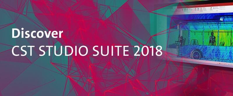 CST STUDIO SUITE 2018 三维全波电磁场仿真软件下载