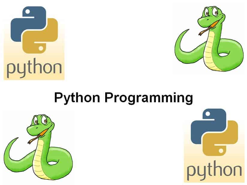 Python中英文教程书籍PDF汇总