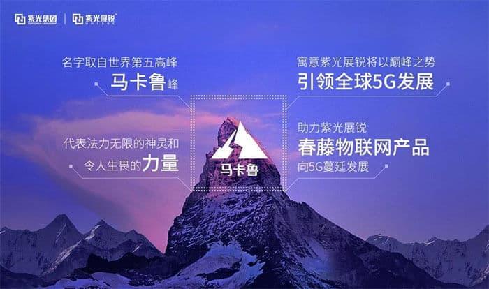 紫光展锐在MWC 2019上发布了5G多模芯片