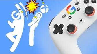 谷歌发布了个新奇的Stadia云游戏平台
