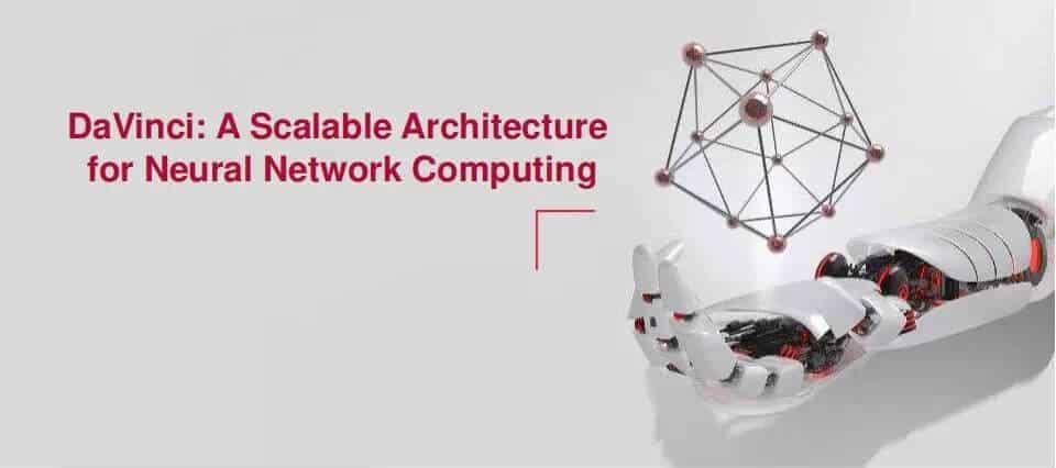 华为在HotChips大会上介绍了达芬奇架构及其AI拼图
