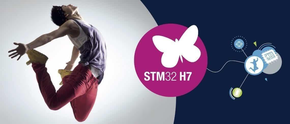 意法半导体扩充STM32H7产品线带来双核高性能架构产品