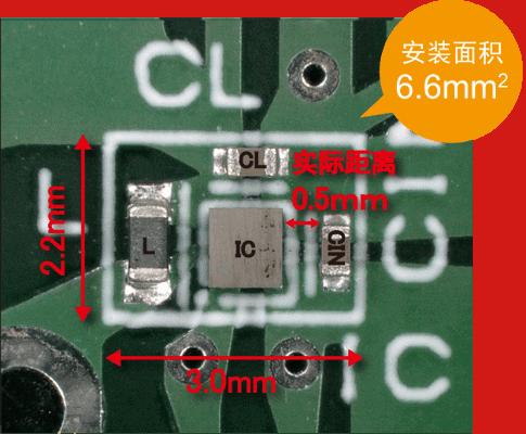 Torex 4MHz 600mA DC-DC转换器 XC9281/XC9282系列新产品