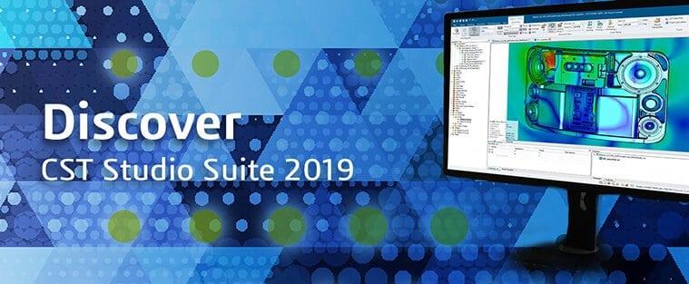 CST STUDIO SUITE 2019 三维全波电磁场仿真软件下载