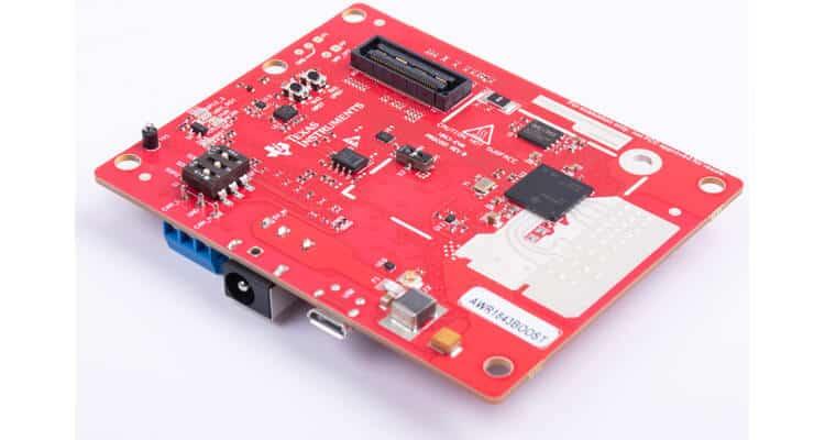TI 77GHz 毫米波传感器的自动泊车系统参考设计