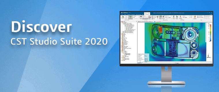 CST STUDIO SUITE 2020 三维全波电磁场仿真软件下载