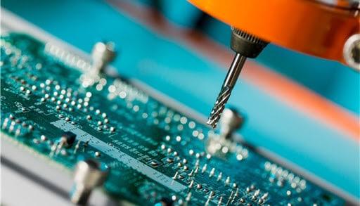 中印之间PCB制造水平对比